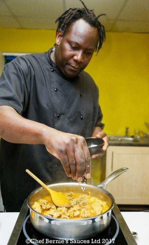 Chef Bernie - 71