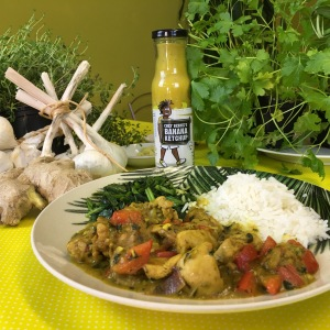 Banana Ketchup Curry
