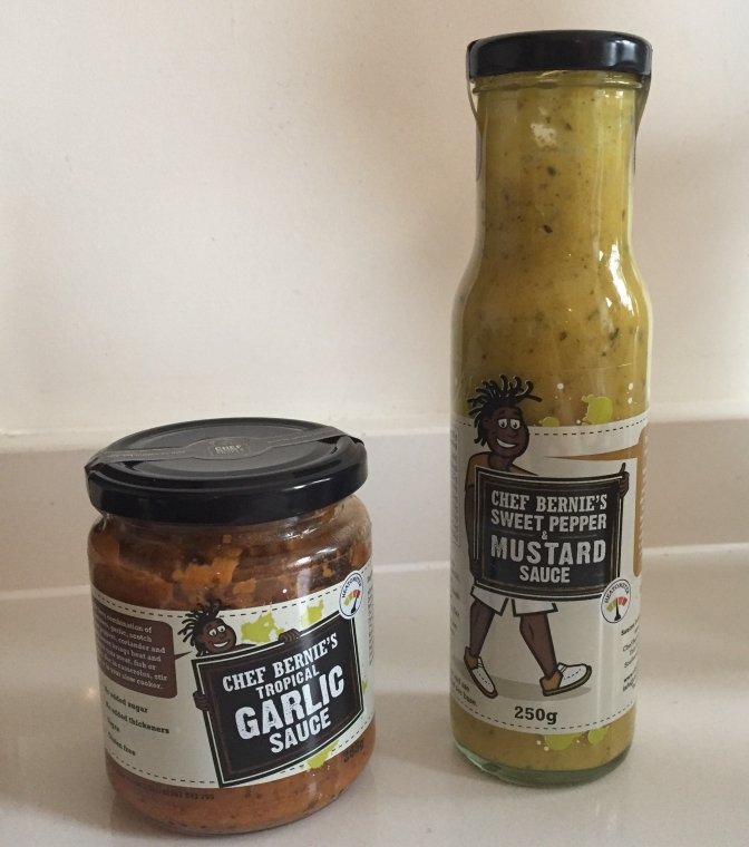 Review: Chef Bernie's Sauces